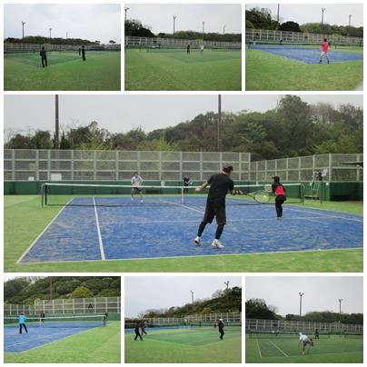 テニス大会1